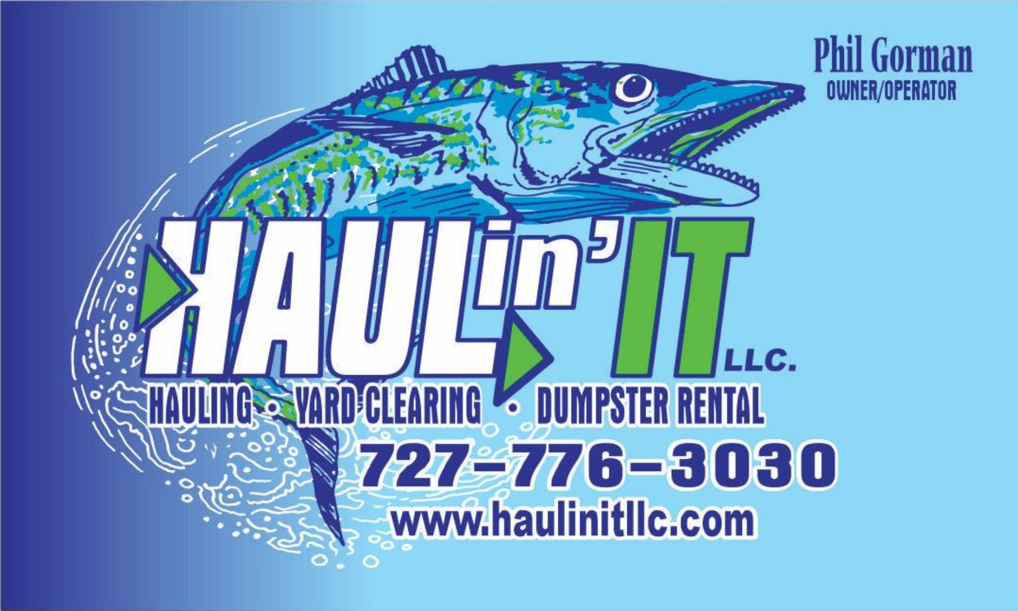 Haulin' It Dumpster Rental and Junk Removal Hauling Services
